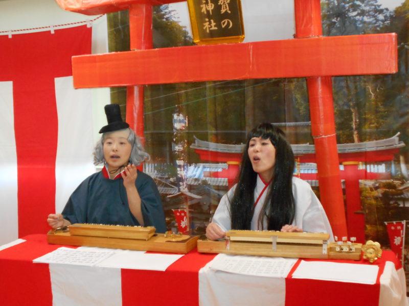 DSCN0358 800x600 - 伊賀の街神社参拝&大正琴