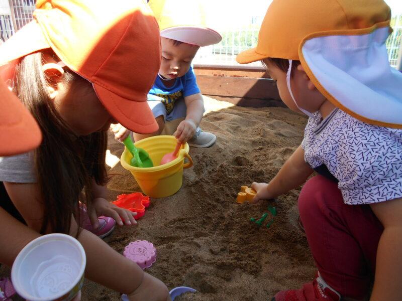 DSCN2902 800x600 - 新しい砂場♪