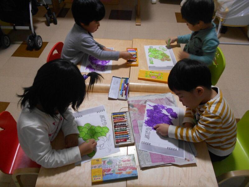 DSCN4634 800x600 - 3・4歳児さんの取り組み…♪